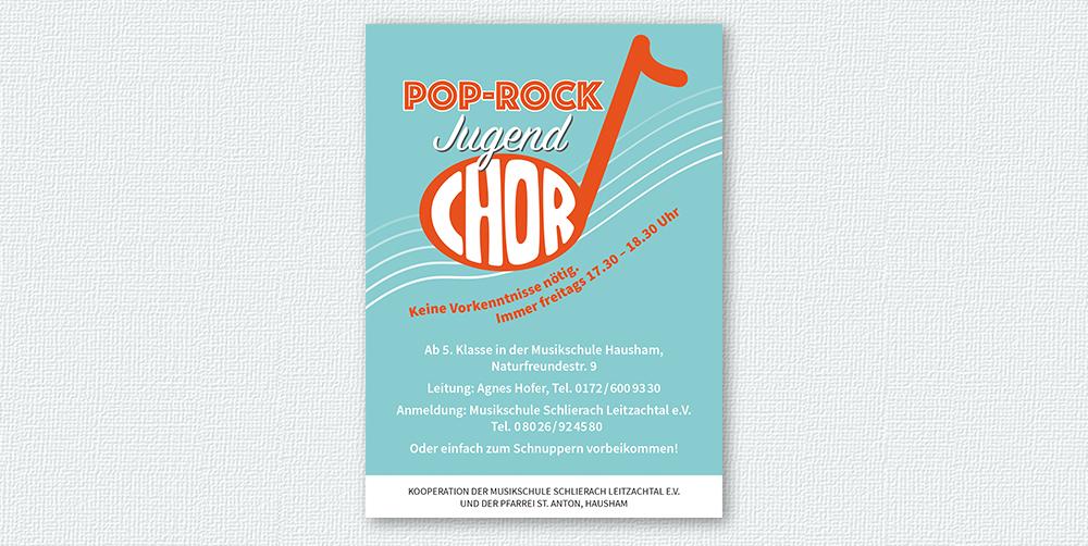 Pop-Rock Jugend Chor Hausham